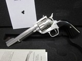 """Freedom Arms Model 97 Premier .357 Mag. 5 1/2"""" Fluted New in box - 1 of 5"""
