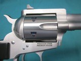 """Freedom Arms Model 97 Premier .357 Mag. 5 1/2"""" Fluted New in box - 3 of 5"""
