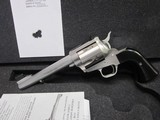 """Freedom Arms Model 83 Premier .454 Casull6"""" Fluted New in box"""