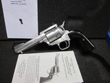 """Freedom Arms Model 97 Premier .357 Mag. 4 1/4"""" New in box"""