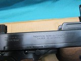 Thompsom 1927 A1 Deluxe Like new .45acp - 7 of 9