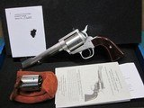 """Freedom Arms Model 97 Premier DUAL cylinder .45LC/.45ACP 5 1/2"""" New in box - 1 of 5"""