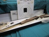 Browning T-Bolt T-2 Belgium late production- 1980's .22Lr. New in box