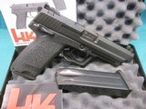 Heckler & Koch USP45 Expert-V1 w/safety 2-12 round mags New in box - 2 of 5