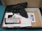 smith&wesson m&p45 shield w/ green laser new in box