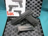 Heckler & Koch USP45C-V1 w/safety New in box .45acp Compact - 1 of 5