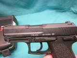 Heckler & Koch USP45C-V1 w/safety New in box .45acp Compact - 3 of 5
