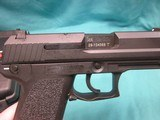 Heckler & Koch USP45C-V1 w/safety New in box .45acp Compact - 2 of 5