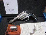 "Freedom Arms Model 97 Premier DUAL cylinder .357 Mag./.38 Special 4 1/4"""" New in box"