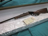"""winchester model 1885 octagon .17wsm 24"""" new in box"""