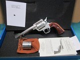 """Freedom Arms Model 97 Premier DUAL Cylinder .22/.22Mag. 5 1/2"""" New in box"""