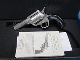"""Freedom Arms Model 97 Premier .357 Mag. Packer Style 3 1/2"""" OCTAGON & Round butt new in box"""