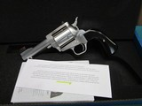 """Freedom Arms Model 83 Premier .454 Casull4"""" Packer StyleRound butt New in box"""