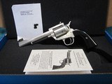 """Freedom Arms Model 97 Premier .45 LC. 5 1/2"""" New in box"""