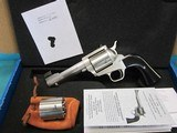 """freedom arms model 83 premier dual cylinder .500 wyoming/.50 ae 4 3/4"""" new in box"""
