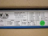 """Freedom Arms Model 83 Premier .454 Casull 4 3/4"""" New in box - 5 of 5"""