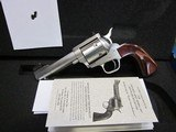 """Freedom Arms Model 97 Premier .357 Mag. 4 1/4""""Round buttNew in box"""