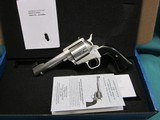 """Freedom Arms Model 83 Premier .475 Linebaugh 4 3/4"""" New in box"""
