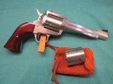 """Freedom Arms Model 83 Premier Dual Cylinder .454 Casull/.45LC. 6"""" new in box - 2 of 5"""