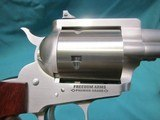 """Freedom Arms Model 83 Premier Dual Cylinder .454 Casull/.45LC. 6"""" new in box - 3 of 5"""