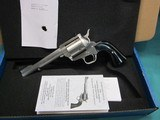 """Freedom Arms Model 83 Premier .475 Linebaugh 6"""" New in box"""