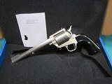 """Freedom Arms Model 83 Premier .475 Linebaugh 7 1/2"""" New in box"""
