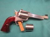 """Freedom Arms Model 97 Premier DUAL cylinder .45LC/.45acp 5 1/2"""" New in box - 2 of 5"""