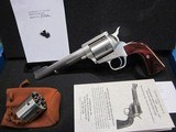"""Freedom Arms Model 97 Premier DUAL cylinder .45LC/.45acp 5 1/2"""" New in box"""