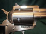 """Freedom Arms Model 97 Premier DUAL cylinder .45LC/.45ACP Packer style 3 1/2"""" New in box round butt - 3 of 5"""