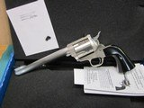 """Freedom Arms Model 83 Premier .44 mag. 7 1/2"""" New in box Fluted"""
