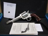 """Freedom Arms Model 97 Premier .327 Federal5 1/2"""" New in box"""