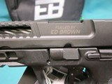 Ed Brown Fueled Series 9mm Model MP-F1New in pouch - 6 of 6