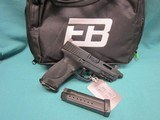 Ed Brown Fueled Series 9mm Model MP-F1New in pouch