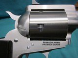 """Freedom Arms Model 97 Premier .41 Mag. 5 1/2"""" New in box - 3 of 5"""