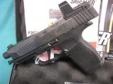Sig Sauer 365XL 9mm with Romeo Zero Optic 2 -12rd. New in box - 2 of 5