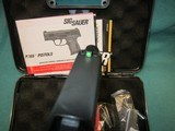Sig Sauer 365XL 9mm with Romeo Zero Optic 2 -12rd. New in box - 3 of 5