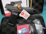 Sig Sauer 365XL 9mm with Romeo Zero Optic 2 -12rd. New in box