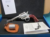 """Freedom Arms Model 97 Premier DUAL cylinder .357 Mag./.38 Special 5 1/2"""" New in box"""
