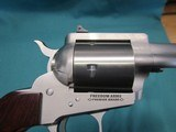 """Freedom Arms Model 83 Premier Triple cylinder .454Casull/.45LC/.45acp4 3/4""""new in box - 3 of 5"""