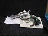 """Freedom Arms Model 97 Premier .41 Mag. 3 1/2"""" Packer style New in box - 1 of 5"""
