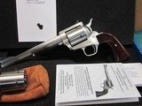 """Freedom Arms Model 83 Premier Dual Cylinder .454 Casull/.45LC. 7 1/2"""" new in box"""