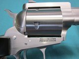 """Freedom Arms Model 97 Premier .41 Mag. 5 1/2"""" OCTAGON New in box - 3 of 5"""