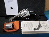 """Freedom Arms Model 97 Premier DUAL cylinder .45LC/.45acp 4 1/4"""" New in box"""