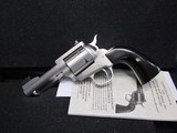 """Freedom Arms Model 97 Premier .357 Mag. with custom 3 1/2"""" barrel New in box round butt"""