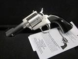 "Freedom Arms Model 83 Premier 454 Casull Packer style custom 4"" round butt NIB"