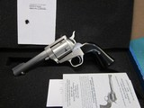"""Freedom Arms Model 83 Premier .44 mag. 4 3/4"""" New in box"""