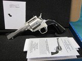 """Freedom Arms Model 83 Premier .44 mag. 4 3/4"""" OCTAGON New in box"""