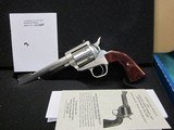 "freedom arms model 97 premier .22lr. 5 1/2"" new in box"