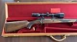 Abercrombie & Fitch Mauser Stalking Rifle in 270 Winchester - Unused & Rare