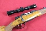 Marholdt-Peter Longo Custom 98 Mauser 270 Win, Leupold Scope - 15 of 15